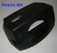 Lenkstockabdeckung schwarz, passend für Porsche 964