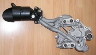 Öleinfüllstutzen mit Gehäuse/Konsole, passend für 997 Turbo