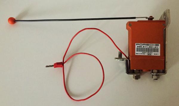 Motorsport-Batterietrennschalter, passend für Porsche 991