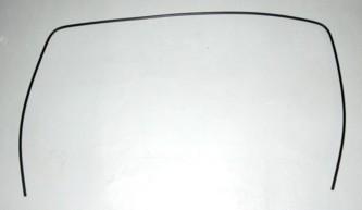 Frontscheiben-Zierrahmen, passend für Porsche 996, neu