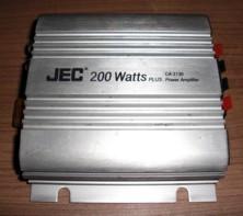 """Power-Amplifier """"JEC"""", 200 Watt, passend für Porsche 911"""