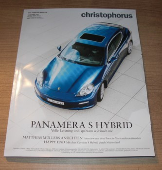Christophorus, Das Porsche-Magazin Nr. 349