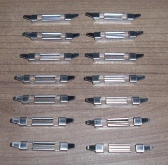 Befestigungsklammern für Stoßstangen-Luftführung, passend f. 997