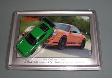 "997 GT3 RS-Sammelporsche ""Schuco 1:87"", neu"