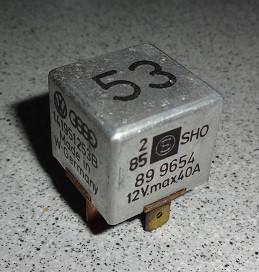 Relais, Nr. 53, passend für Porsche 944
