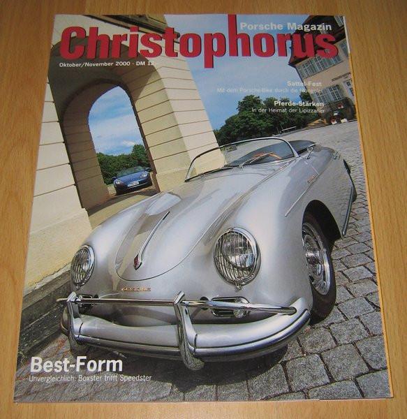 Christophorus, das Porsche-Magazin Nr. 286