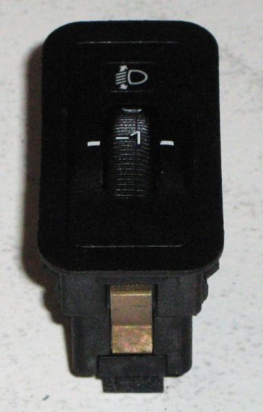 Schalter für Scheinwerfereinstellung (Potentiometer), für 993