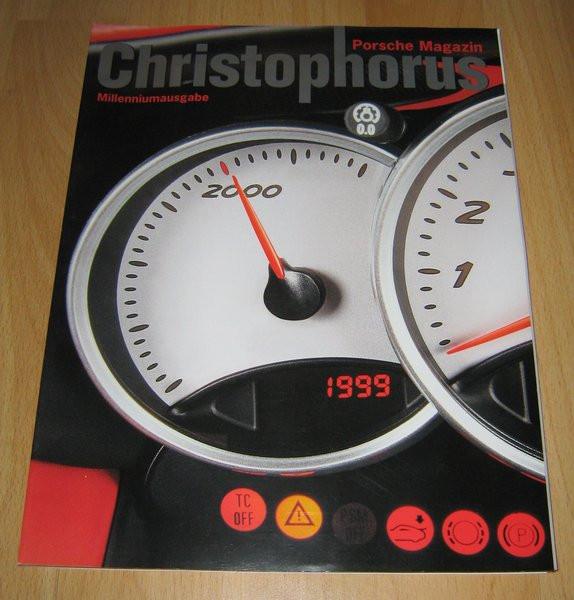 Christophorus, das Porsche-Magazin Nr. 281, Millenniumausgabe