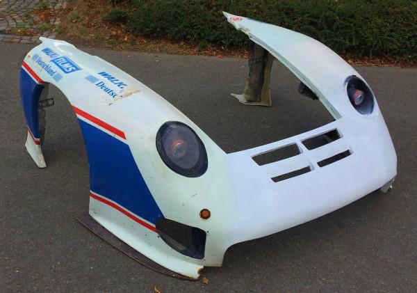 GT1-Front von Rennversion (Kotflügel / Stoßstange), original