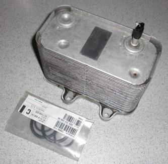Wärmetauscher/Motorölkühler, passend für Porsche 996