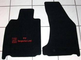 Fußmatten mit Bose-Sound-System, passend für Porsche Cayman, neu