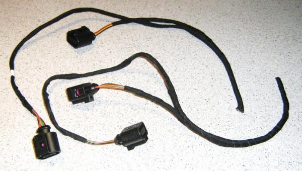 Stecker für Parkassistentsensoren, passend für Porsche 997