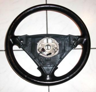 Leder-Airbaglenkrad, passend für Porsche Cayenne