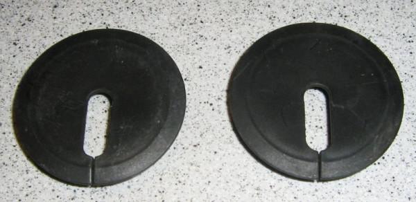 Verschlussdeckel für Federbeine vorn, passend für Porsche 997