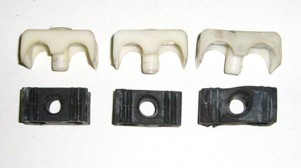 Befestigungen für Leitungen im Motorraum, passend für 964
