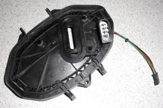 Xenon-Scheinwerfer-Verschlussklappe, passend für Porsche 996