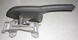 Leder-Handbremshebel, passend für Porsche 997, neuwertig