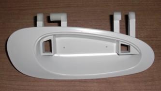 Türgriffmulde, passend für Porsche 996, neu