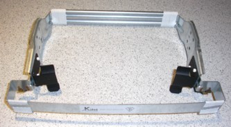 Haltebügel für Navisystem, passend für Porsche 996, neu