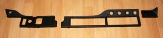 Armaturenbrett-Verkleidung (Schalterleiste), für Porsche 993
